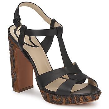 Sandale Etro NU-PIEDS 3763 Noir 350x350