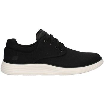 Chaussures Homme Baskets basses Skechers 204083 faible Homme NOIR NOIR