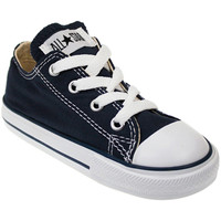 Chaussures Garçon Baskets basses Converse Toddlers Navy All Star Ox Trainers Converse_105