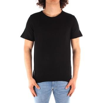 Vêtements Homme Nos engagements RSE Blauer 21SBLUM01319 NOIR