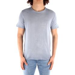 Vêtements Homme Nos engagements RSE Blauer 21SBLUM01319 CÉLESTE