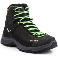 Chaussures Homme Baskets montantes Salewa MS Hike Trainer Mid Gtx Noir, Gris, Marron