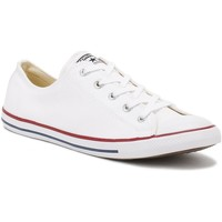 Chaussures Femme Baskets basses Converse Chuck Taylor Dainty White Trainers Converse_523