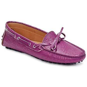 Chaussures Femme Chaussures bateau Etro MOCASSIN 3773 d