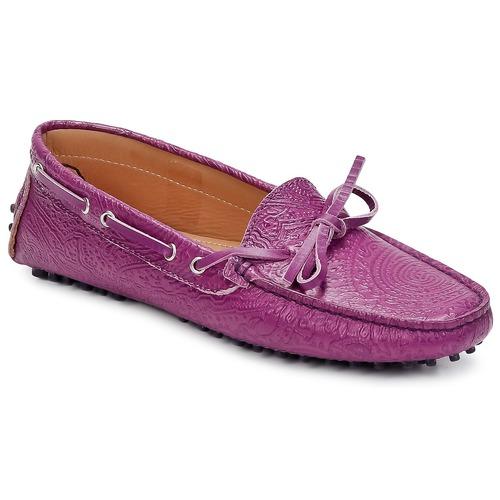Chaussures Femme Mocassins Etro MOCASSIN 3773 Violet
