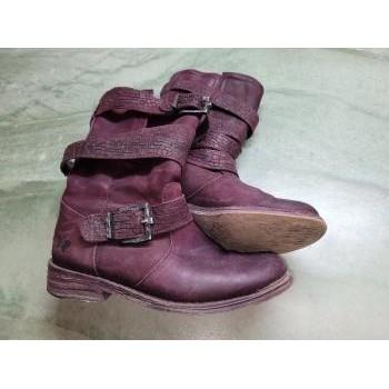 Chaussures Femme Boots Felmini Boots prune Bordeaux