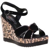 Chaussures Femme Lauren Ralph Lau Repo 52239 Noir