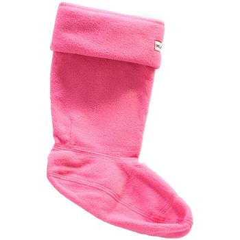 Accessoires Fille Chaussettes Hunter Kids Fuchsia Fleece Welly Socks Hunter_113A