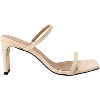 Chaussures Femme Mules Alohas Cannes Beige