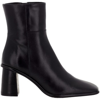 Chaussures Femme Bottines Alohas West Total Black