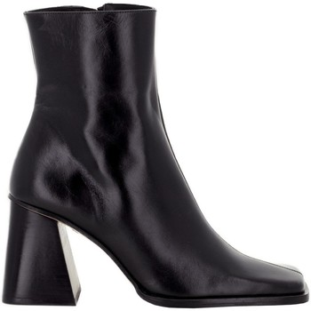 Chaussures Femme Bottines Alohas South  Leather Black