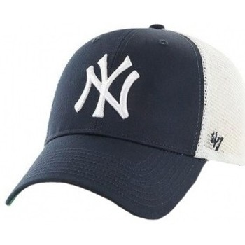Accessoires textile Casquettes 47 Brand MLB New York Yankees Branson Cap bleu