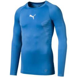 Vêtements Homme T-shirts manches longues Puma 655323-35 Bleu