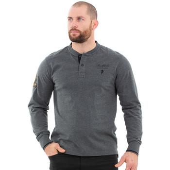 Vêtements Homme T-shirts manches longues Ruckfield T-shirt manches longues héritage Gris