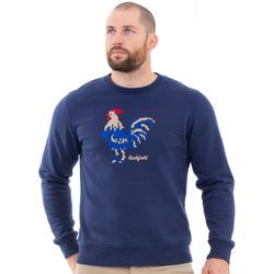 Vêtements Homme Sweats Ruckfield Sweat col rond marine Bleu