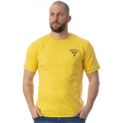 Vêtements Homme T-shirts manches courtes Ruckfield T-shirt jaune rugby Jaune