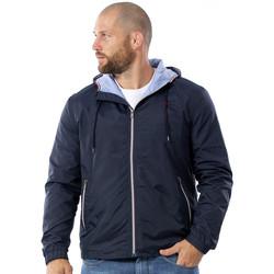 Vêtements Homme Manteaux Ruckfield Coupe-vent marine Bleu