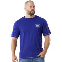 Vêtements Homme T-shirts manches courtes Ruckfield T-shirt maori rugby Bleu