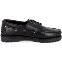 Chaussures Femme Chaussures bateau J.bradford JB-DOLAR NOIR Noir