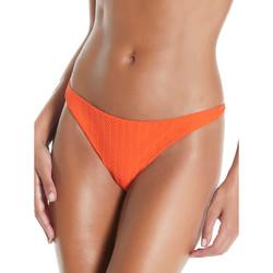 Vêtements Femme Maillots de bain séparables Selmark Bas maillot slip de bain brésilien taille basse Basica Orange