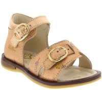 Chaussures Fille Sandales et Nu-pieds Stones and Bones 4153 DALF Rose