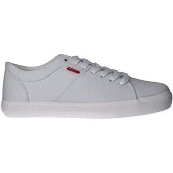 Chaussures Homme Baskets mode Levi's 231571 634 WOODWARD Blanco