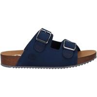 Chaussures Garçon Tongs Timberland A42KH CASTLE ISLAND Azul