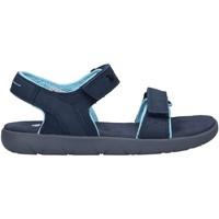 Chaussures Enfant Sandales et Nu-pieds Timberland A43GH NUBBLE Azul