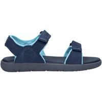 Chaussures Enfant Sandales et Nu-pieds Timberland A43FH NUBBLE Azul