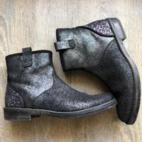 Chaussures Fille Bottines Shwik Bottines Fille Noir