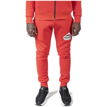 Vêtements Homme Pantalons de survêtement Helvetica Pantalon de Rouge