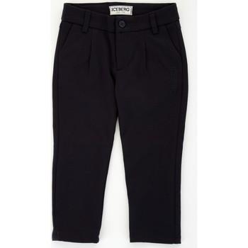 Vêtements Garçon Pantalons 5 poches Iceberg 96473082 Bleu