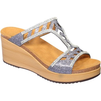 Chaussures Femme Mules Scholl Sandale  ELETTRA Silver