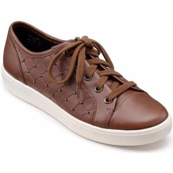 Chaussures Femme Baskets basses Hotter Basket  Brooke  cloutée Brown