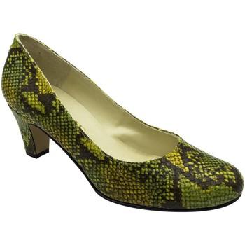 Chaussures Femme Escarpins Grande Et Jolie 581-A-V Green
