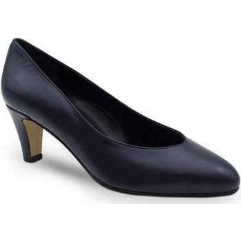 Chaussures Femme Escarpins Grande Et Jolie Escarpin  à talon  755-57 Navy