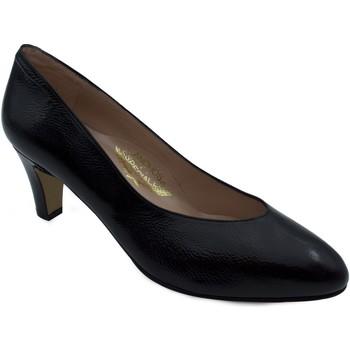 Chaussures Femme Escarpins Grande Et Jolie 755-57 Black