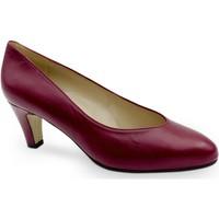 Chaussures Femme Escarpins Grande Et Jolie Escarpin   à talon  755-57 Red
