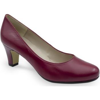 Chaussures Femme Escarpins Grande Et Jolie Escarpin   à talon  SALON-A Red