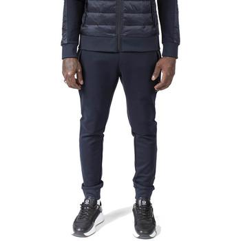 Vêtements Homme Pantalons de survêtement Helvetica Pantalon de Bleu