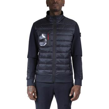 Vêtements Homme Blousons Helvetica Blouson Bleu