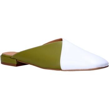 Chaussures Femme Sabots Grace Shoes 866003 Blanc