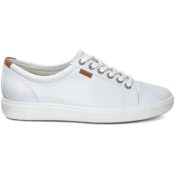 Chaussures Femme Baskets basses Ecco 43000301007 Blanc