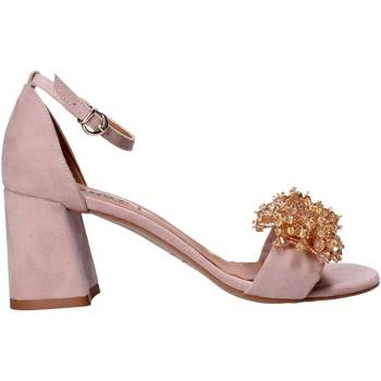 Chaussures Femme Sandales et Nu-pieds Grace Shoes 380017 Rose