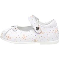 Chaussures Enfant Ballerines / babies Naturino 2012962 23 Blanc