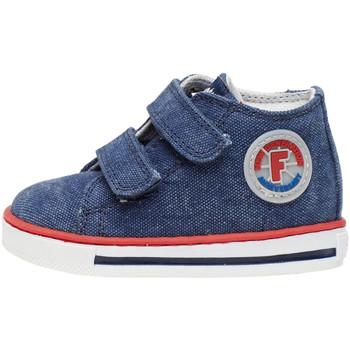 Chaussures Enfant Baskets mode Falcotto 2014604 04 Bleu