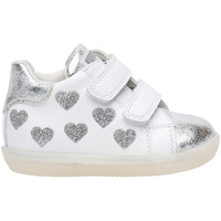 Chaussures Enfant Baskets montantes Falcotto 2014709 01 Blanc
