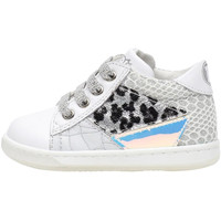 Chaussures Enfant Baskets mode Falcotto 2014694 01 Blanc