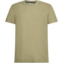 Vêtements Homme T-shirts manches courtes Calvin Klein Jeans K10K107088 Vert