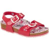 Chaussures Enfant Milano Kids Bf Desert Soil Birkenstock 1018862 Rose